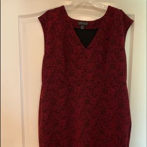 Red forever 21 3x dress